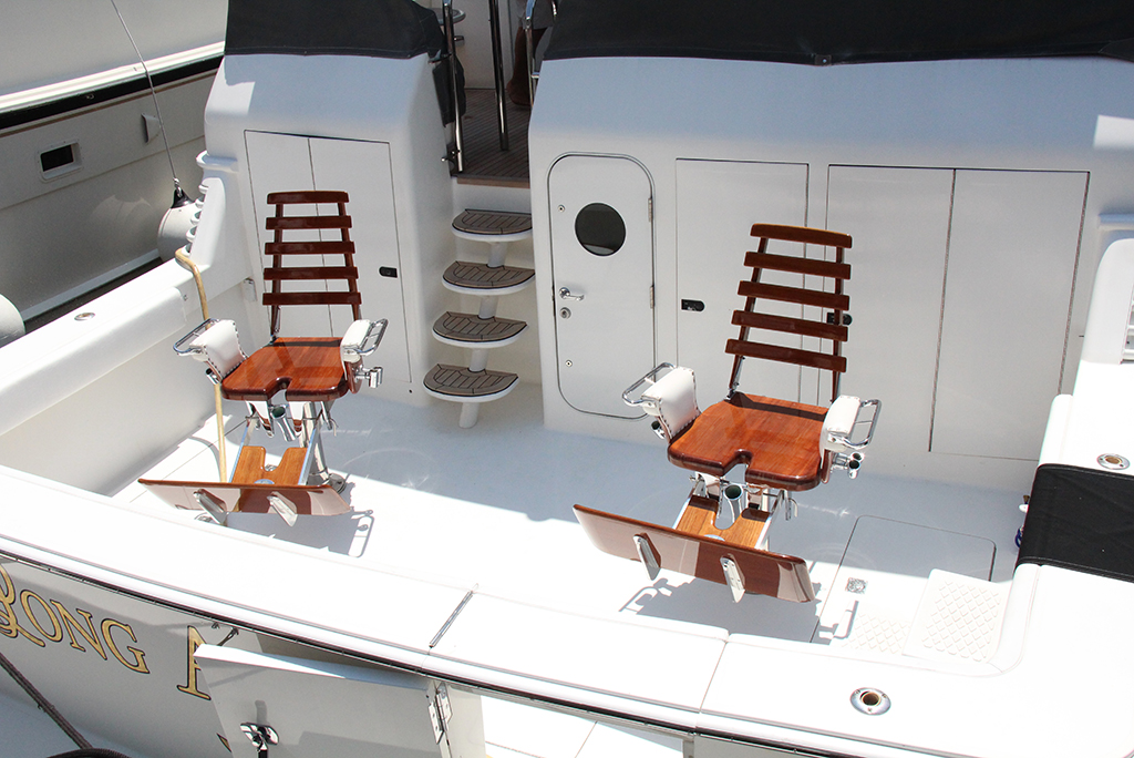 Sail Fish Multi - Chair Application